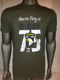 T- shirt D-Day 75 years