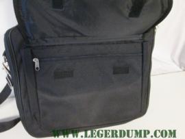 Laptoptas zwart voor 10, 12, 14  en 15 inch laptop