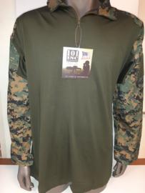 Tactical shirt Digital camo