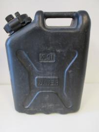 Water jerrycan origineel NL Leger
