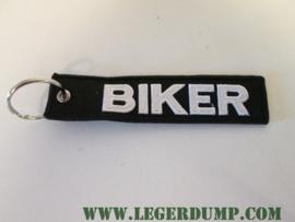 Sleutelhanger Biker