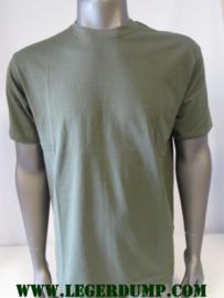 T-shirt fostex groen