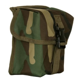 Molle pounch ration  woodland
