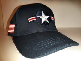 Baseball cap  USAF Roudel