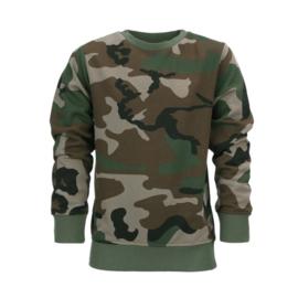 Kinder sweater  woodland