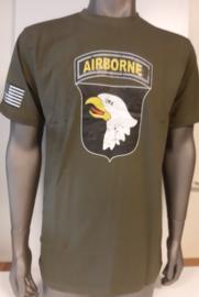 T-shirt USA 101ste Airborn