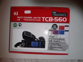 27 mc   Bakkie  TTI CB-560