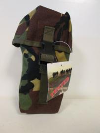 Munitietasje camouflage camouflage , 10x21 cm