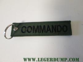 Sleutelhanger Commando