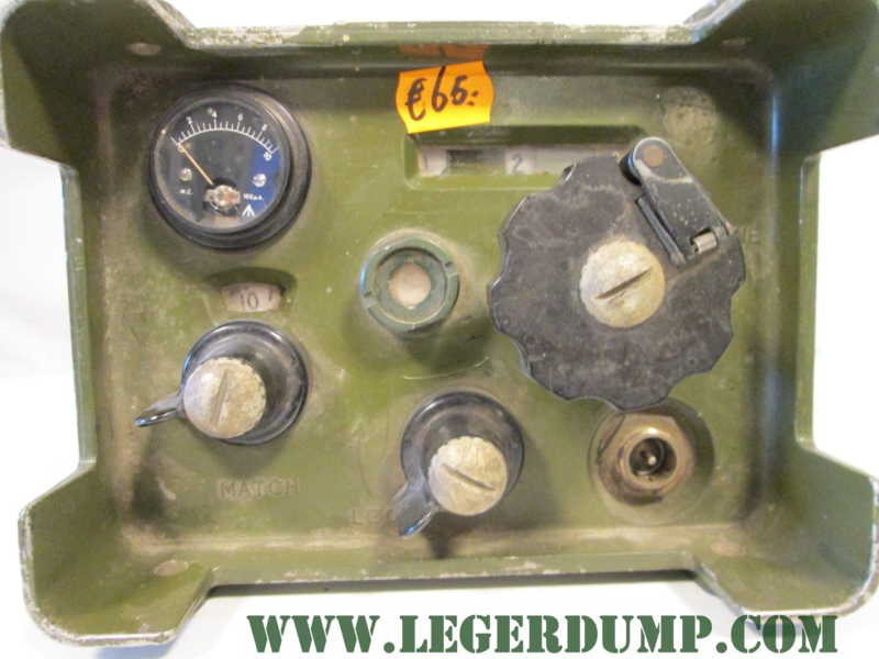 Aerial Tuning Unit NO.7 serial 1775