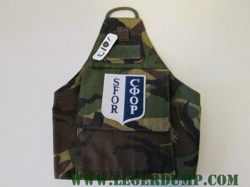 Armlet schouderband camouflage SFOR