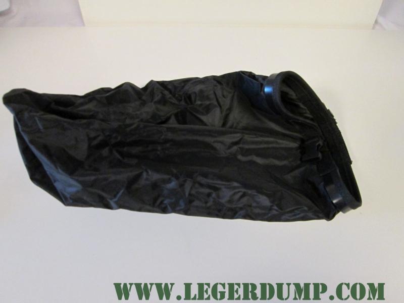 Waterdichte zak small zwart rond 20 en lengte 40 cm