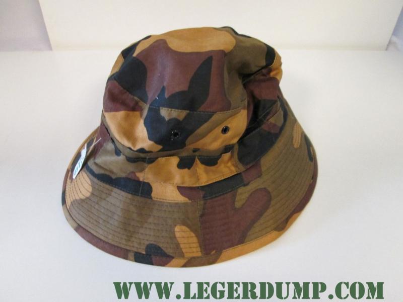 Hoedje camouflage