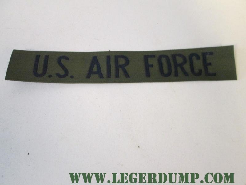 """Opnaai embleem """"US AIRFORCE"""""""