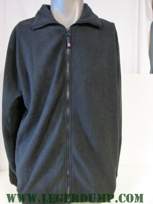 Fleece jas zwart IMP Wear