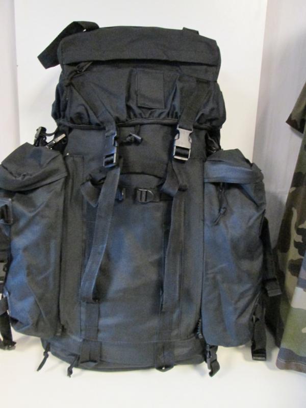 Rugzak commando zwart