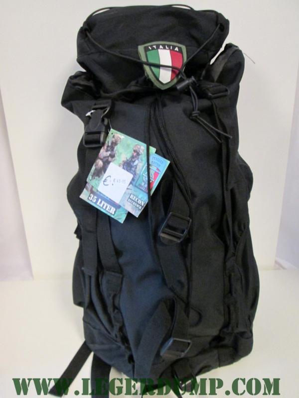Rugzak recon   italia zwart prijs vanaf € 33,50