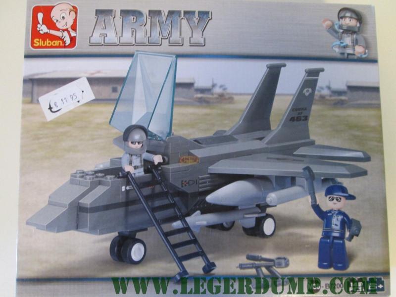 Sluban fighter aircraft M38-B7300