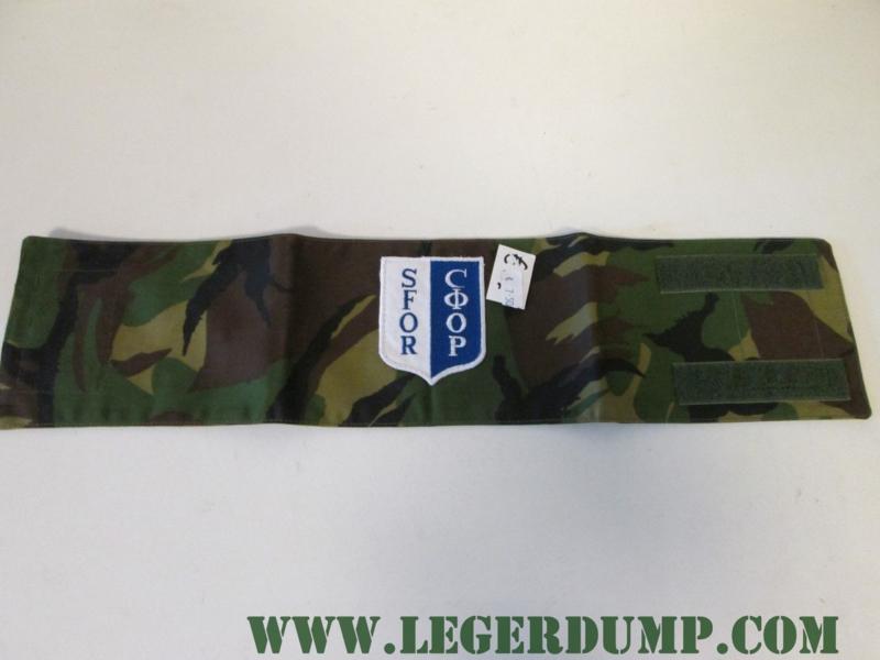 Armband camouflage SFOR