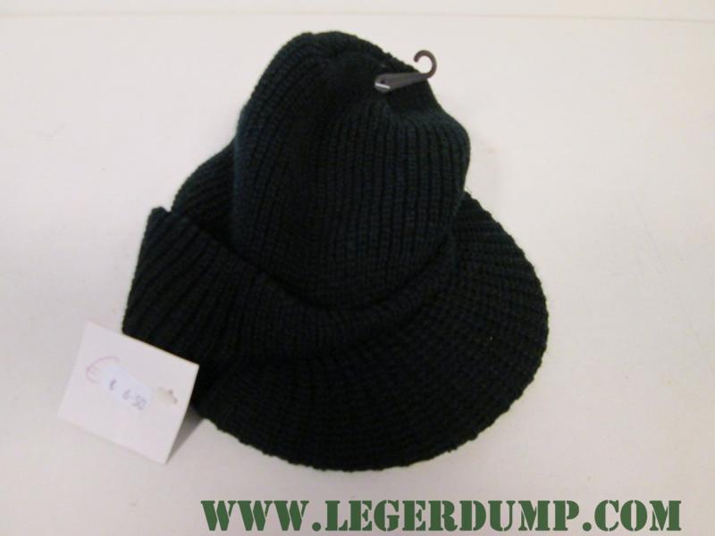 Jeepcap onesize zwart 100% acryl