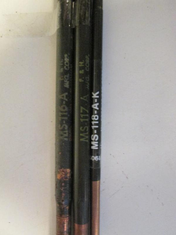 Antenne delen MS 118 AK MS 117A  MS 116 A
