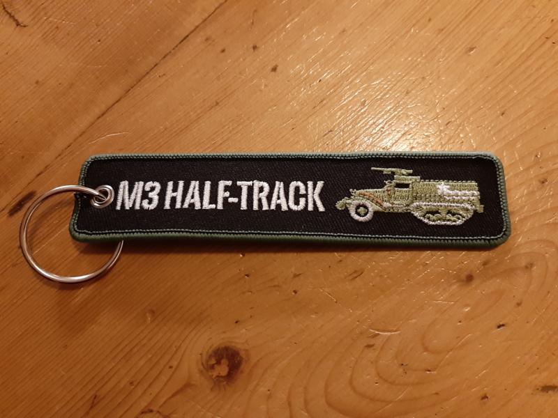 Sleutelhanger  M3 Half- track  # 94