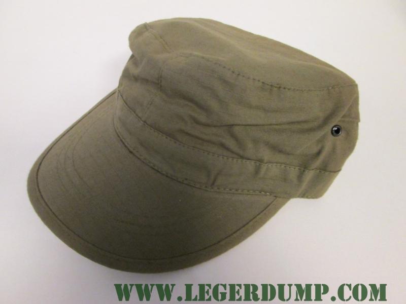 Fieldcap groen verstelbaar