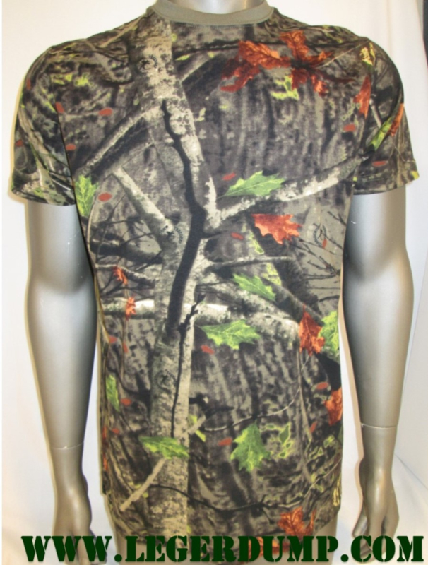 T-shirt Tree deep