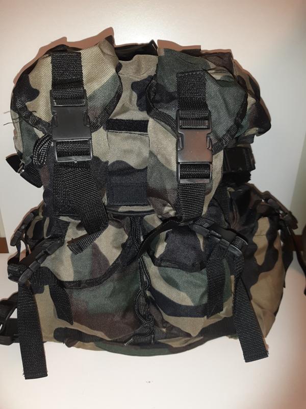 Rugzak camouflage