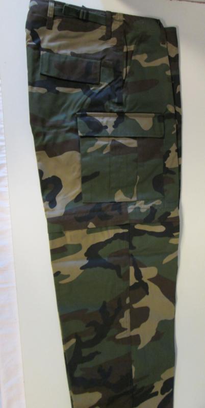 Afrits broek Camouflage (zie omschrijving)
