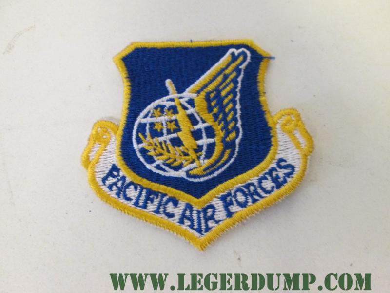 Opnaai embleem Pacific Air Forces