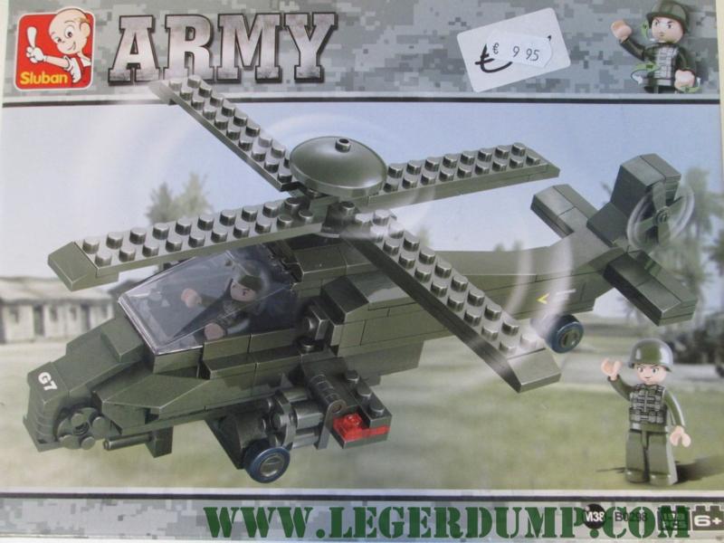 Sluban gevechtshelicopter M38-B0298
