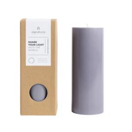 Eco stompkaars- grijs