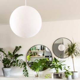 Hanglamp witte bol