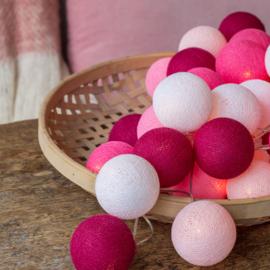 Lichtslinger- cute pink
