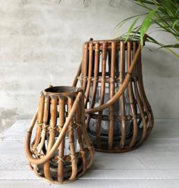 Lantaarn set hout