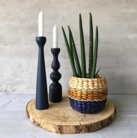 Decoratie set- donker blauw