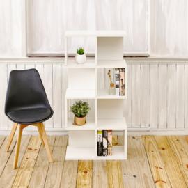 Duurzame moderne decoratie kast 8 vakken