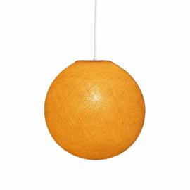 Hanglamp beige bol