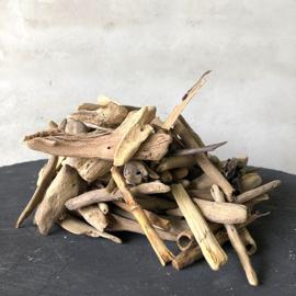 Decoratiemateriaal drijfhout 400 gram