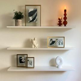 Decoratie set schappen
