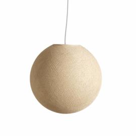Bolle hanglamp crème