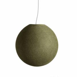 Kaki groene hanglamp- bol
