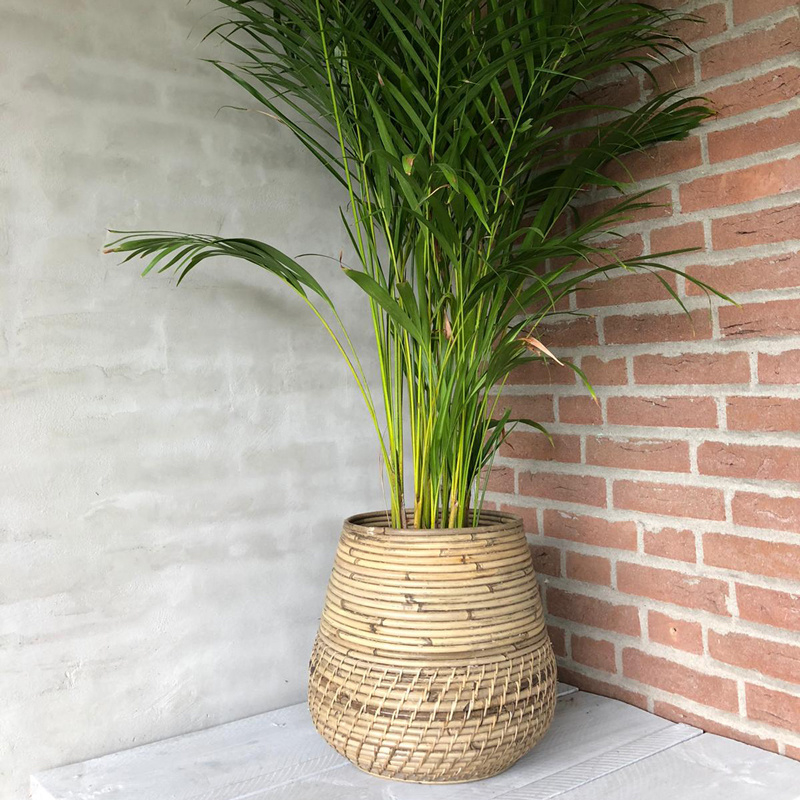 Boho plantenpot groot- 40x33