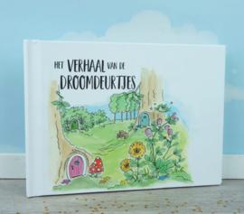 Boek droomdeurtjes begin verhaal