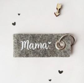 Sleutelhanger mama of oma