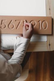 Number Board - Montessori