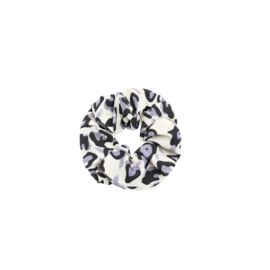 Leopard Off-white - Scrunchie