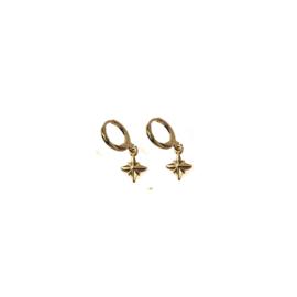 Star - oorbellen