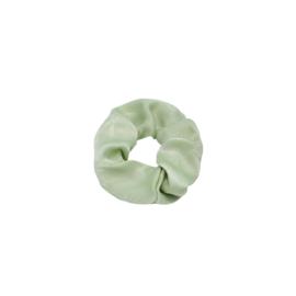 Soft as Satin mint - scrunchie